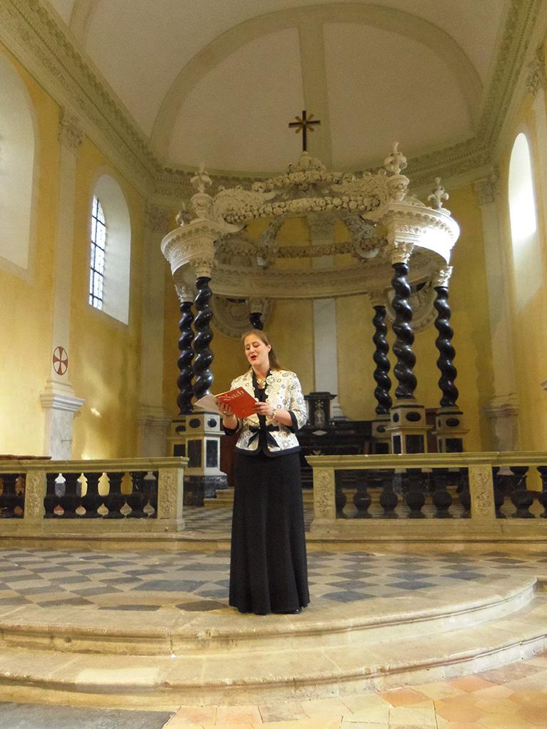 Muriel Souty-Cantate de Bach
